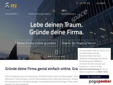 eStarter.ch - Community für innovative Startup und Internet-Unternehmer in der Schweiz