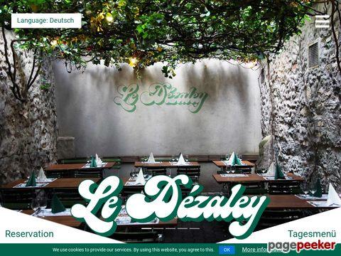 le-dezaley.ch - Fondue & Wildspezialitäten in der Altstadt von Zürich