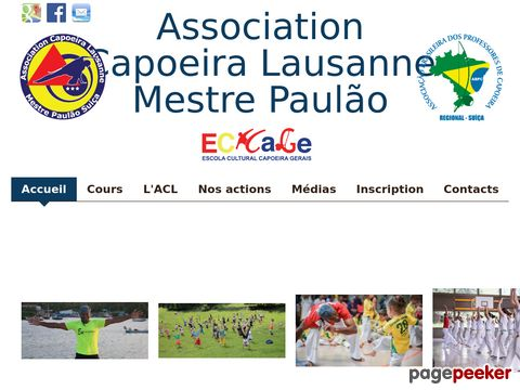 Association Capoeira Lausanne (CH)
