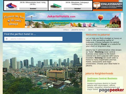 jakarta hotels - all hotels in Jakarta