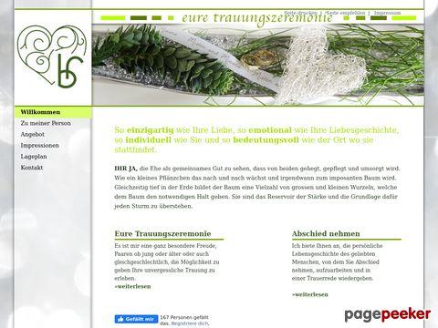 eure-trauungszeremonie.ch - Trauungszeremonie im Raum Winterthur und Zürich - Raniero Bazzana