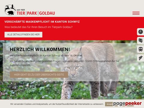 Natur- und Tierpark Goldau (SZ)