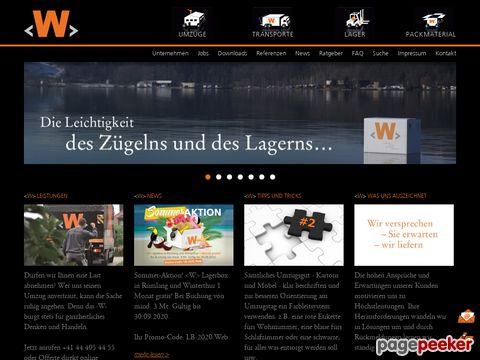 LEUTHOLD TRANSPORTE LAGERHAUS ZüRICH
