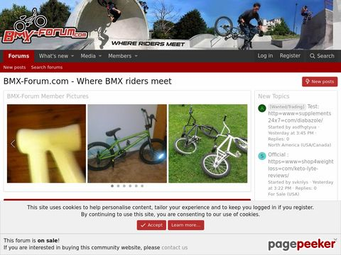 BMX-Forum.com -Where BMX Riders meet!  BMX, BMX-Forum