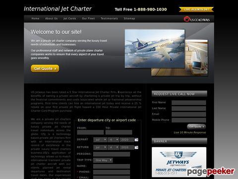 International Jet Charter