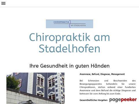 Chiropraktik Stadelhofen Zürich