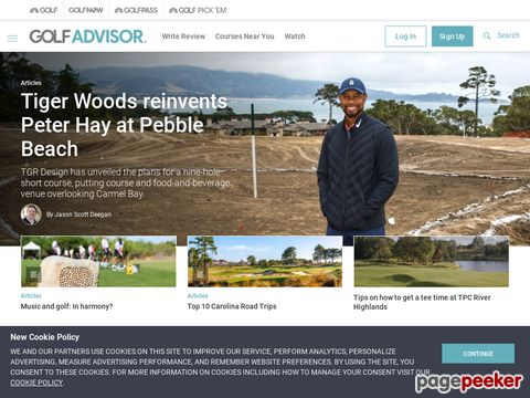 worldgolf.com - Golf News, Golf Travel, Golf Courses