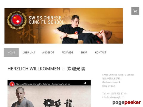 Swiss Chinese Kung Fu School