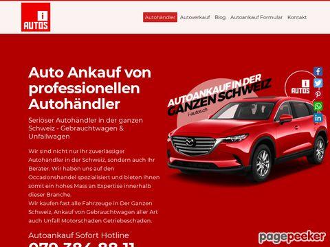 autohändler in der ganzen Schweiz