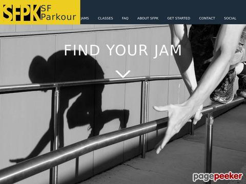 SFParkour.com - San Francisco Bay Area community (US)