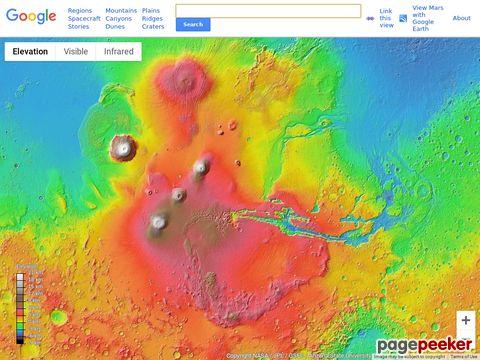 Google - Mars Explorer