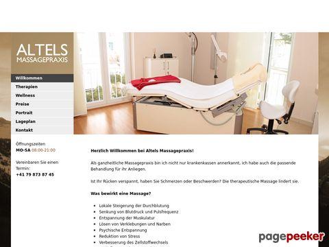 altels, massage frutigen (Bern)