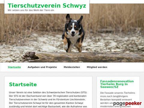 Tierschutzverein Schwyz