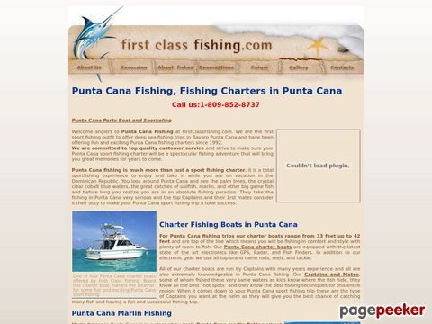 First Class Punta Cana Fishing (Dominikanische Republik)
