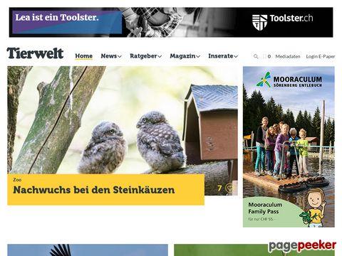 tierwelt.ch - T I E R W E L T online