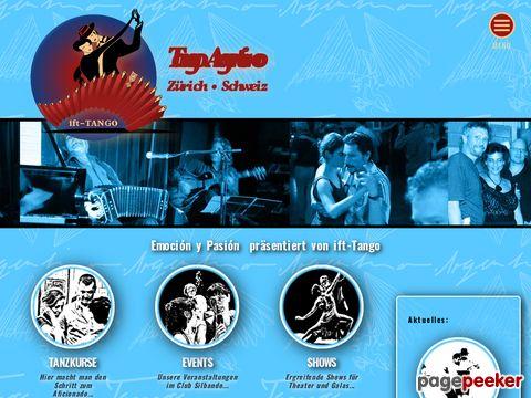 tango.ch - Tango Schweiz - Infos - Events - Tango-Szene