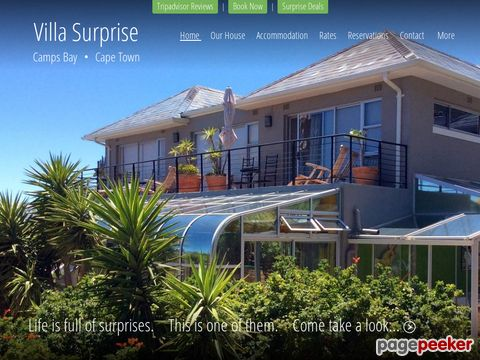 Villa Suprise Guesthaus Cape Town Camps Bay Africa
