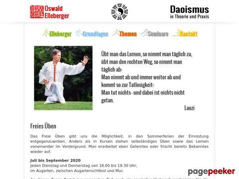 daoismus.com - DAOISMUS in Theorie und Praxis