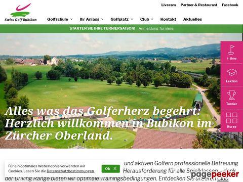 Swiss Golf Bubikon (Bubikon ZH)