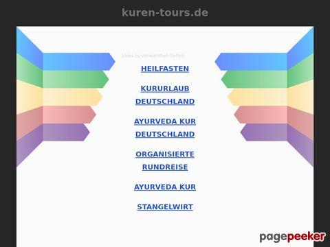 kuren-tours.de - Geld sparen beim Urlaub in Polen, denn der ist billig