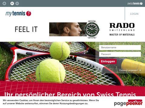 Swiss Tennis - mytennis.ch