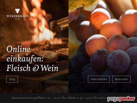 Restaurant Winzerhaus (Weiningen ZH)