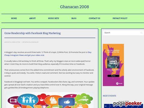 Ghana CAN 2008