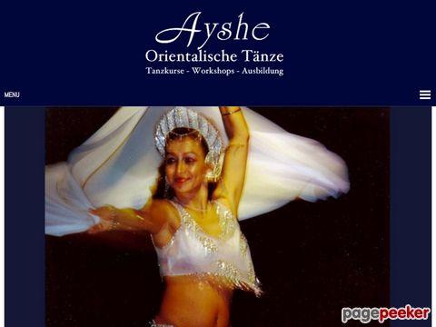 orientaldance.ch - Orientaldance Tanz Akademie Zürich - Tanzmärchen