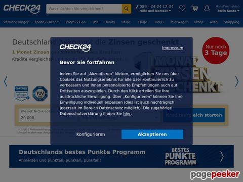 kfz-versicherungen-check.de - Kfz Versicherungen