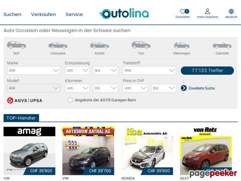 fahrzeugnet.ch - Der Schweizer Fahrzeugmarkt