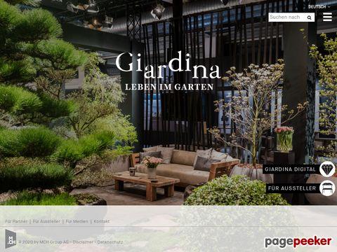 GiardinaZÜRICH - eleganter Mix aus Gartenmesse, hochwertiger Ausstellung und sinnlicher Erlebnisplattform
