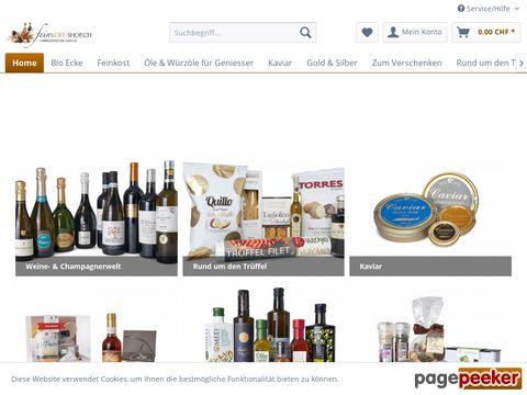 Feinkost-shop.ch