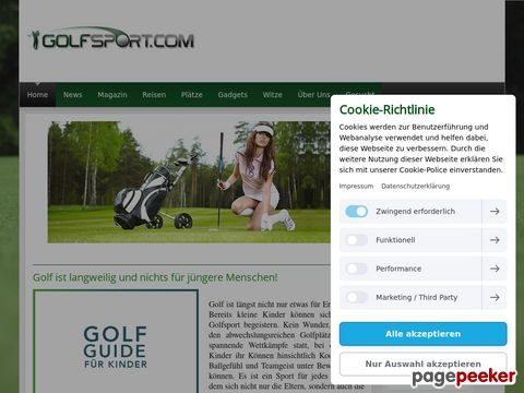 golfprofi.ch-online Golfshop