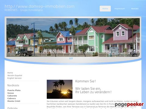 DomRep-Immobilien - Angebote, Informationen in der Dominikanischen Republik
