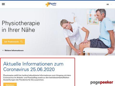 Schweizer Physiotherapie Verband