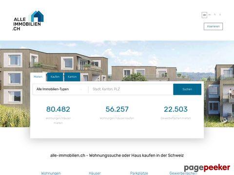 anzeiger.ch - Wohnung Haus Immobilien Schweiz