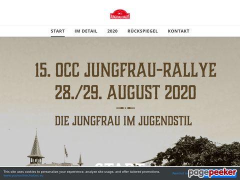 jungfraurallye.com - Jungfrau Rallye (Interlaken, Schweiz)