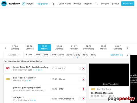 Teleboy.ch - der TV-Guide