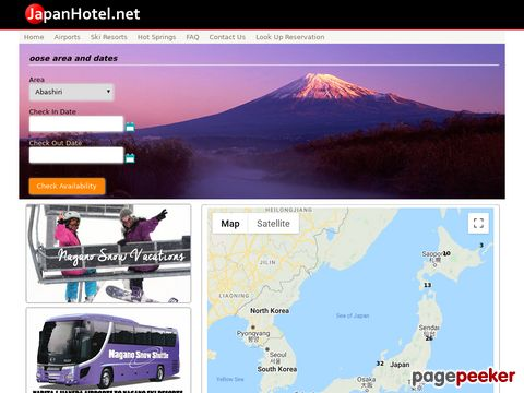 apanhotel.net - Affordable business hotels and other accommodation in Japan