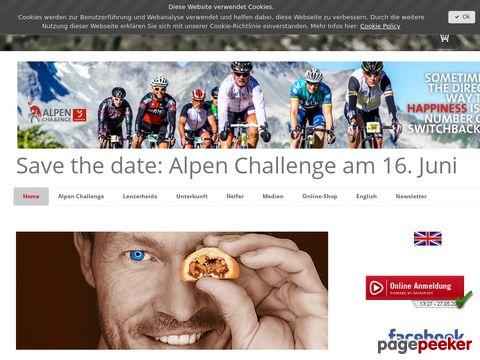 BMC - Alpen - Challenge (Schweiz)