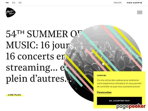 Montreux Jazz Festival (Waadt)