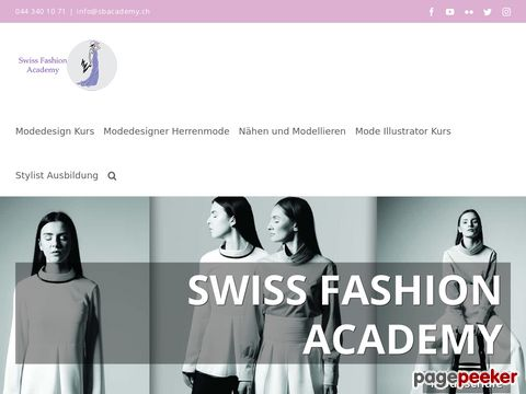 Swiss Fashion Academy - Professionelle Modeschule