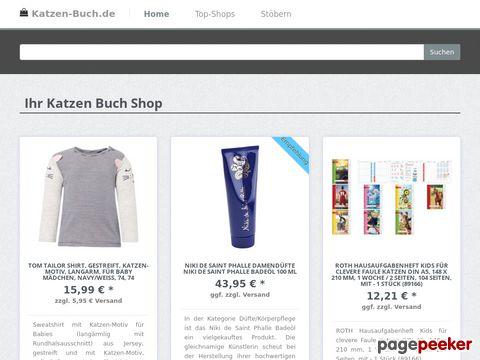 Online Katzen-Buch