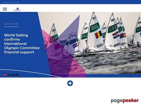 sailing.org - International Sailing Federation (ISAF)