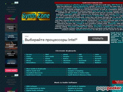 Synthzone