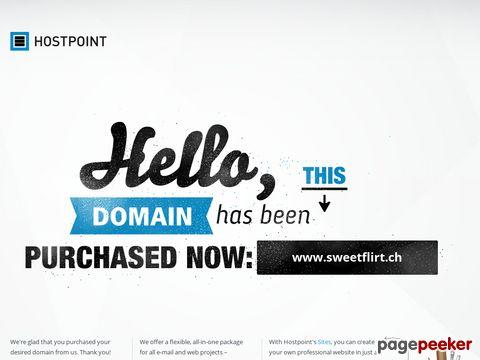 SweetFlirt.ch - Kostenlose Flirt- und Kontaktanzeigen