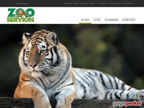 Zoo de Servion - Servion (VD)