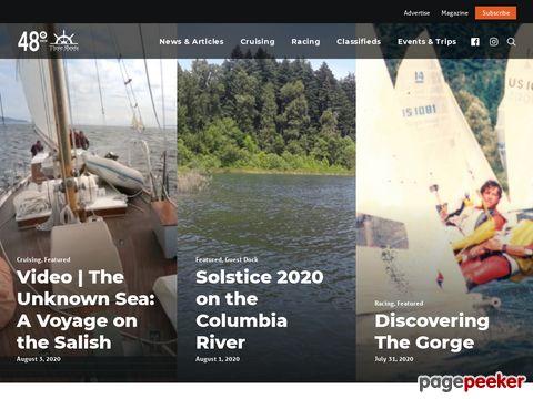 48° North - The Sailing Magazine