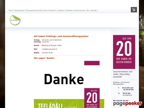 tee-versand.ch