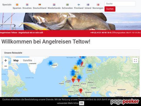 sportreisen-teltow.de - Ihr Team für Sportreisen & Aktivurlaub